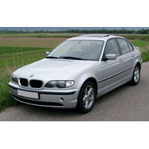 Libro De Usuario Bmw 318i,318is,320i,323i,328i (1998-2005)