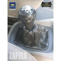 Funda Cuero Genuino Palanca Cambios Chevrolet Zafira