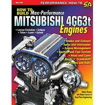 Mitsubishi Eclipse - 4g63t - Revista Potenciacion De Motor.