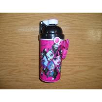 Botella De Agua Cantimplora Monster High