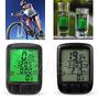 Odómetro, Velocímetro, Pc Para Bicicleta