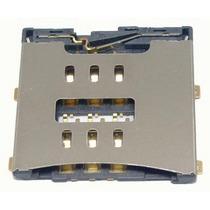 Socket Conector Lector De Tarjeta Sim (tray Socket) Iphone 4