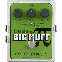 Electro Harmonix Bass Big Muff Pi (infusiontienda)