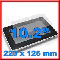 Lámina Protectora 10.2 Para Apad Epad Umpc Tablet Mid Umpc