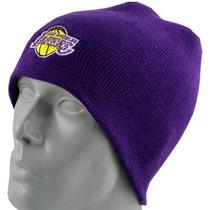 Adidas Los Angeles Lakers Nba Gorro Beanie Importado