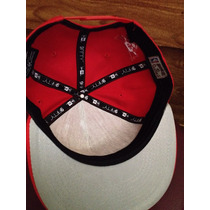 Vendo Gorro New Era Chicago Bull Roja