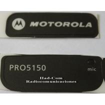 Vendo Etiquetas Motorola Pro5150 Para Carcazas