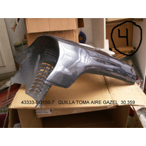 Quilla De Scooter Gazella 150 Cc