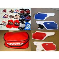 Funda Estanque Xr250 Xr 250 Moto Honda Xlr 250 Xlr Dakar 250