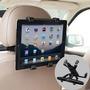 Soporte Auto Para Ipad Tablet Galaxy Tab Dvd Tv Ajustable