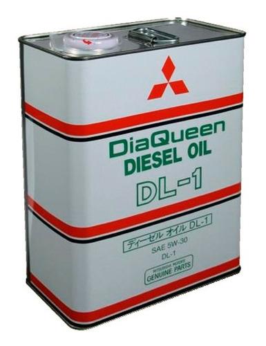 Aceite Mitsubishi Aceite-5w30-diesel-original-mitsubishi-l200-1l-778401-MLC20337060700_072015-O