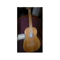 Guitarra Hecha A Mano Con Maderas Nativas