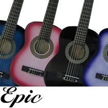 Guitarra Acústica Niño Colores + Bolso