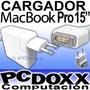 Cargador Macbook Pro 15