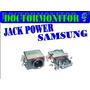 Jack Power Para Notebook/netbook Samsung- Consulte Su Modelo
