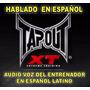 Exclusivo, Tapout Xt Ahora Con Audio En Español Latino