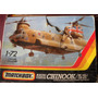 Maqueta Matchbox Boeing Vertol Chinook Escala 1/72