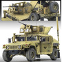 M1151 Enhanced Armament Carrier Kit Escala 1/35