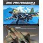Avion Mig-29a Fulcrum Escala 1/48 Nuevo Y Sellado