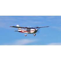 Avión Rc Cessna 500 V2, Radiocontrolado, Con Flap Y Luces