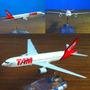 Boeing 777 Tam Brasil Escala 1:400 Metálico,nuevo En Caja.