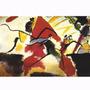Reproducciones Pinturas De Kandinsky De 27x43 Cm. P/enmarcar