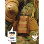 Pouch Molle Open Top Single Para M4 Cb