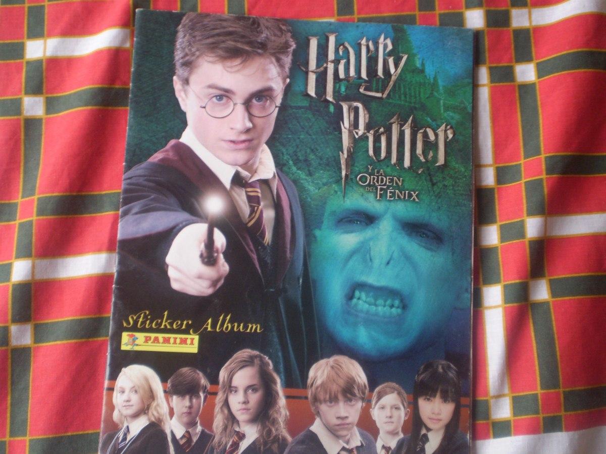 harry potter y el orden: