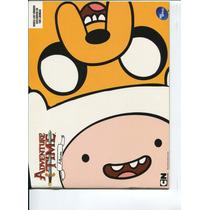 Laminas Album Adventure Time - Normales Y Especiales
