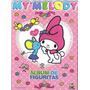 Laminas Album My Melody (2012)