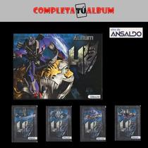 Laminas Album Transformers 4 (2014)