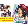 Album Disney Los Hechiceros Serie Tv + 50 Sobres Nuevo