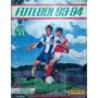 Album Liga Portugal 93-94 - Panini - Completo