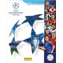 Laminas Album Uefa Champions League 2012/2013 (2012)