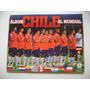 Album Chile Al Mundial-salo-2009-( Le Faltan 11 Laminas)