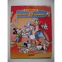 Album El Mundo De Mickey Y Donald- Panini-2012-