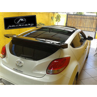 Alerón Hyundai Veloster Pintado (instalación Gratis)