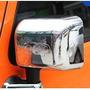 Cubre Espejos Cromados Jeep Wrangler Nuevas Embaladas