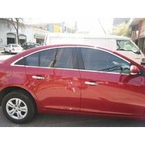 Cubre Manillas Cromadas Chevrolet Cruze 2010-2015