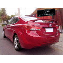 Alerón New Hyundai Elantra - Calidad Pmercury