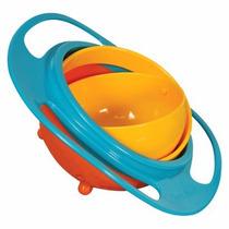 Tazón Plato Para Bebés Gyro Bowl Anti-vuelco / Fernapet