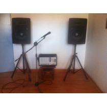 Set De Equipos De Audio Completo