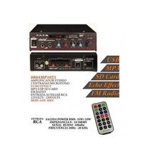 Amplificador Estereo Multiproposito