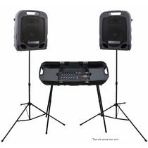 Sistema Amplificación Portátil Peavey - Escort3000 - 101db