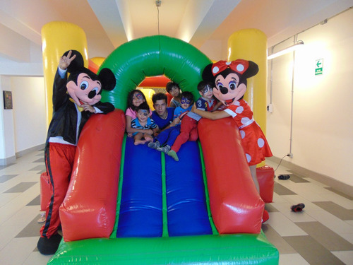 Animaciones De Cumpleaños Infantiles Economicas
