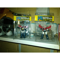 Mazinger Z Y Great Mazinger Pack 2 Figuras
