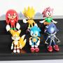 Figuras Sonic Pack De 6