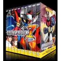 Dvd Original: Mazinger Z - Clasica Serie Animada Completa