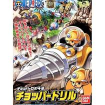Chopper Robo 04 Drill One Piece Bandai