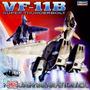 Macross Plus Vf-11b Super Thunderbolt Hasegawa 1/72 Maqueta